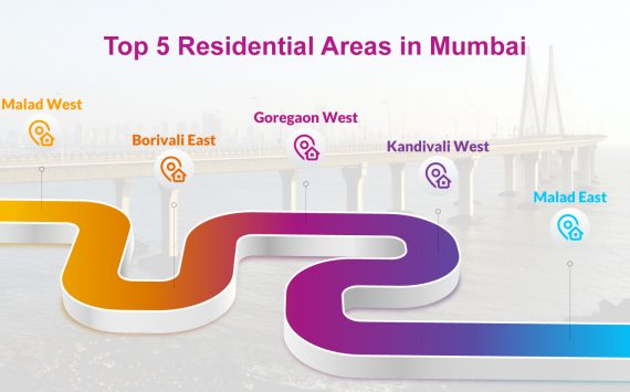 Top 5 Residential Areas to Buy a House in Mumbai