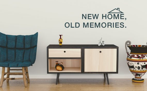 Cherish Old Memories in a New Home with Building Redevelopment