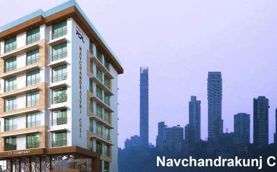 Dominate Mumbai with Your Residence at Navchandrakunj CHSL