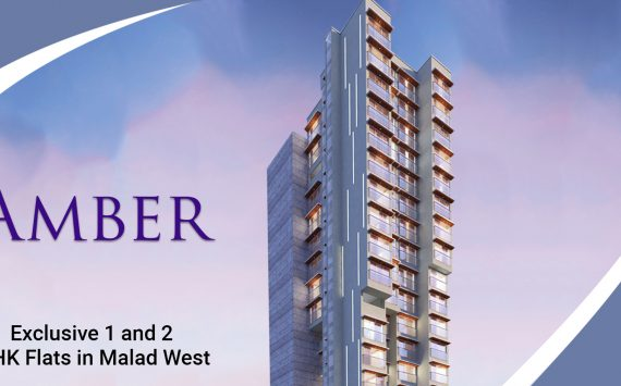 Amber – Exclusive 1 and 2 BHK Flats in Malad West
