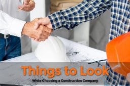 Things to Look While Choosing a Construction Company in Mumbai