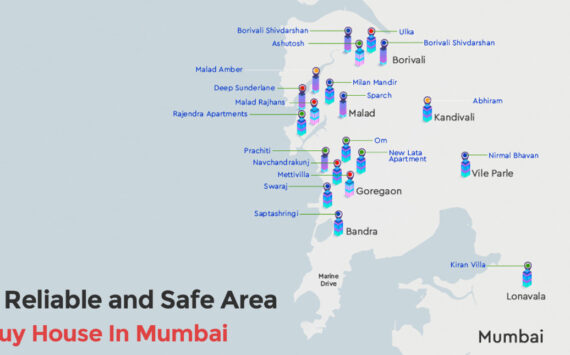 Top Reliable and Safe Area to Buy House Mumbai