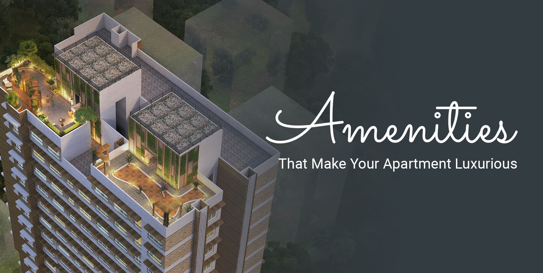 Amenities – That Make Your Apartment Luxurious in Mumbai