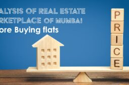 Analysis of Real Estate Marketplace of Mumbai before Buying Flats