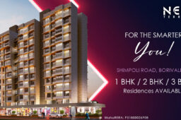 Neon Terraces – Exclusive 1 and 2 BHK Flats in Borivali West