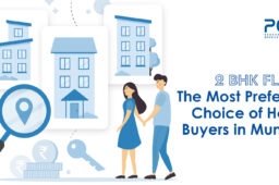 2 BHK Flats – The Most Preferred Choice of Home Buyers in Mumbai