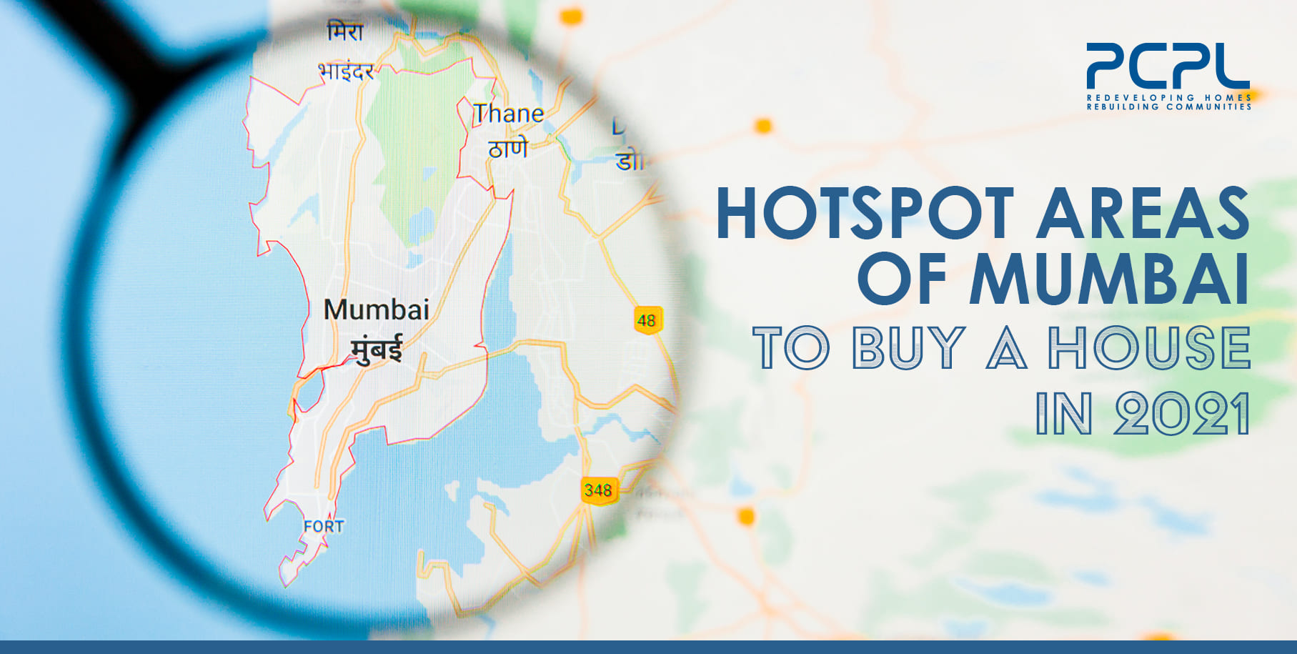 Hotspot Areas of Mumbai to Buy a House in 2021