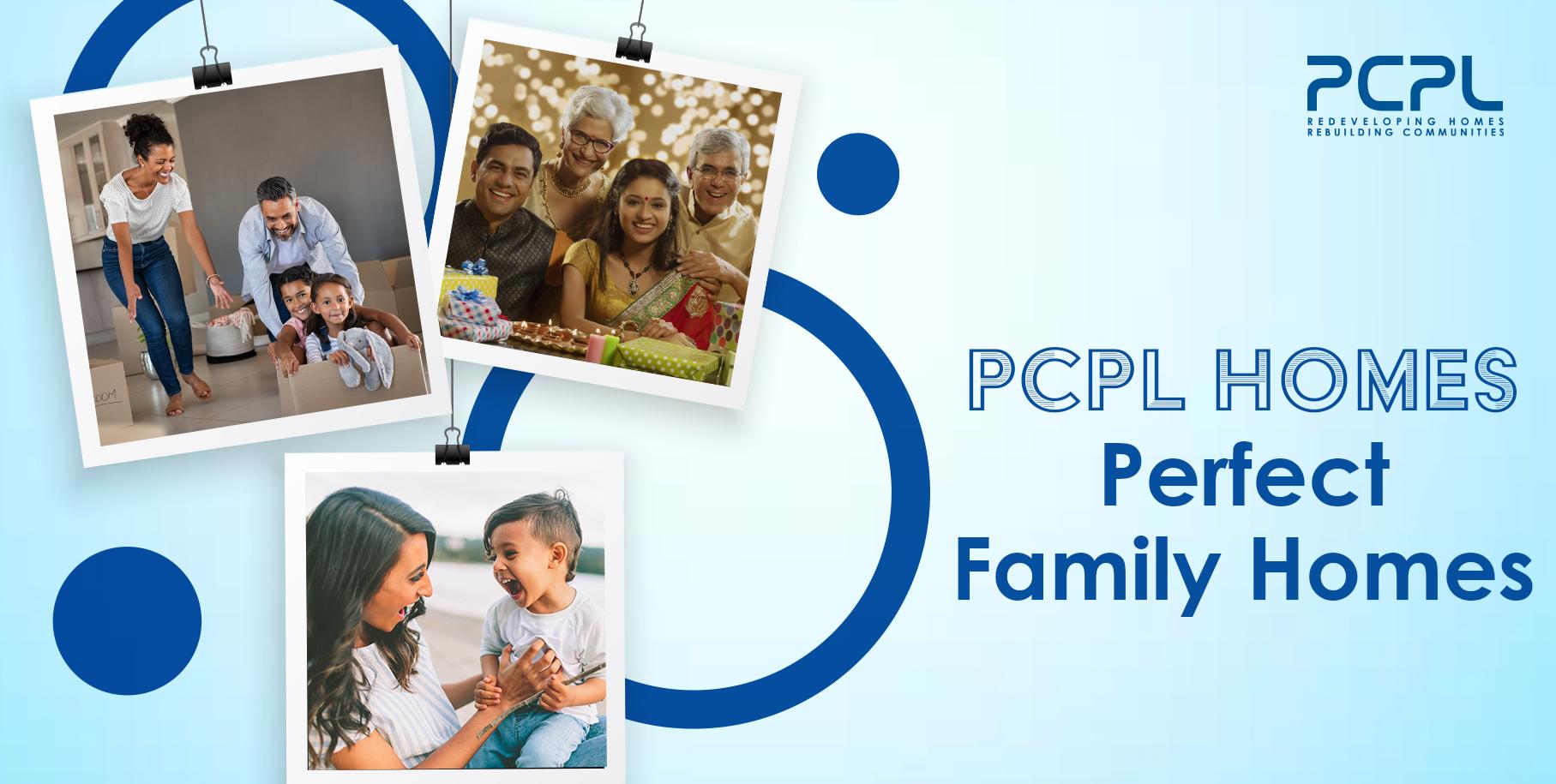 PCPL Homes – Perfect Family Homes