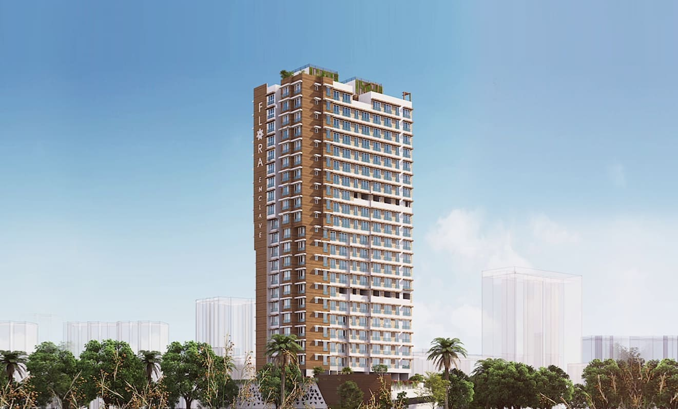 Flats in Borivali East – Flora Enclave