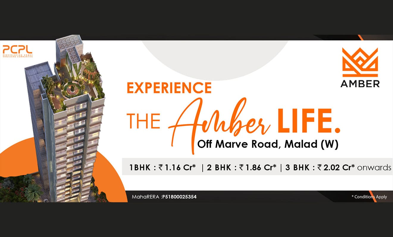 Flats in Malad West – Amber