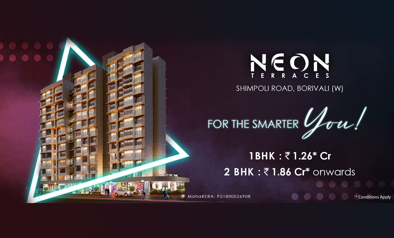 Flats in Borivali West – Neon Terraces