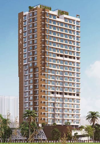 Flora Enclave – Luxurious Flats Borivali East