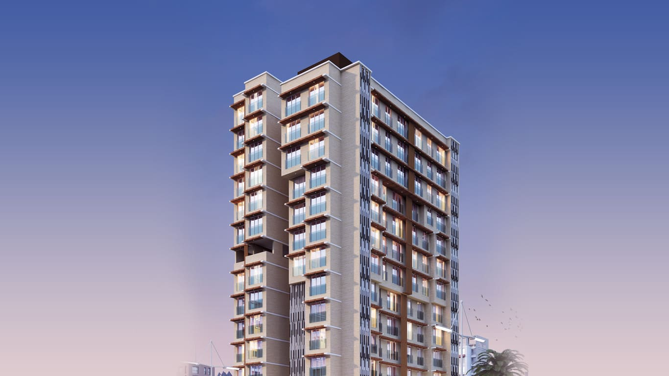 1 and 2 BHK Flats in Malad West - Sparsh