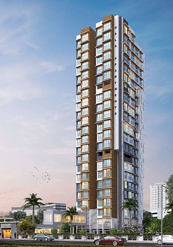 Gala Apartments Malad East
