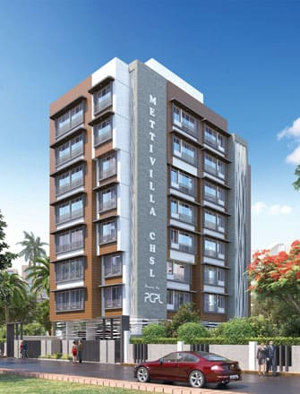 2 BHK Apartments in Goregaon West