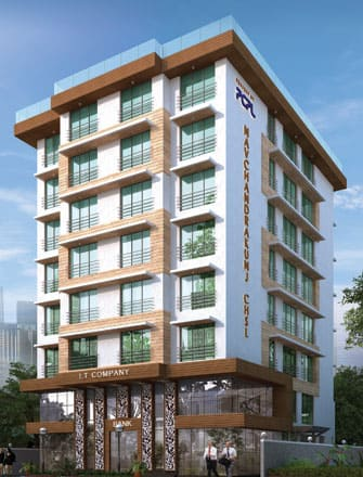 2BHK Flats in Goregaon West