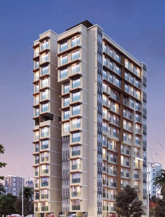 1 and 2 BHK Appartments in Malad West - Sparsh